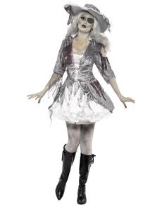 Piraat van het Spookschip kostuum