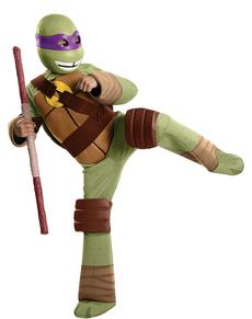 Kostuum van Donatello Ninja Turtles voor kids
