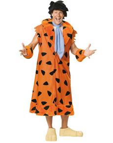 Fred Flintstone deluxe kostuum plus size