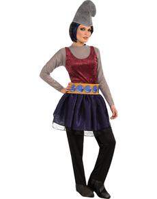 Kostuum De Smufen voor vrouwen