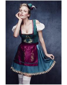 Beiers traditioneel kostuum fever vor vrouwen