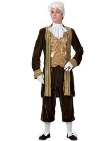 Baron kostuum voor mannen
