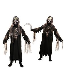 Mysterieuze dood kostuum voor jongens