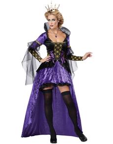 Kostuum Wicked Queen voor vrouwen